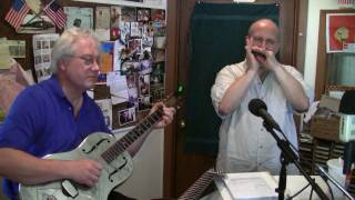 L.L. Blues   Larry Everhart and Larry Stevens ;The Jug Band Waltz.mpg