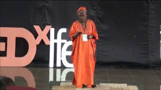How Could You Have Power And Not Use It?: Professor Remi Sonaiya at TEDxIfe