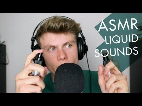 THE ULTIMATE ASMR LIQUID SOUND VIDEO