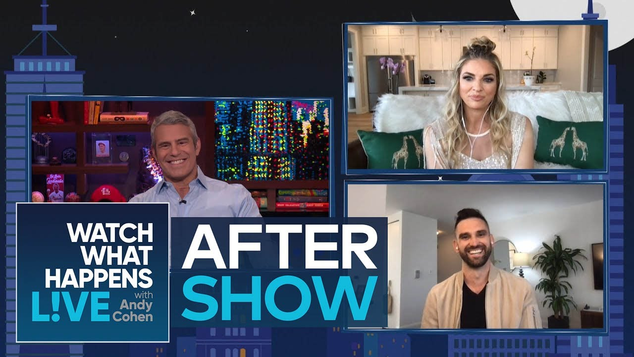 After Show: Will Andy Cohen Give an Update on RHOBH? | WWHL