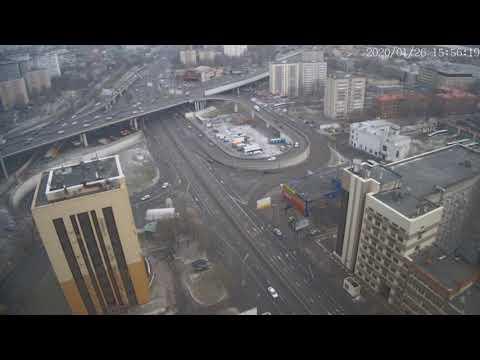 Москва - Нижегородская улица - веб камера 26.01.2020, 12:56
