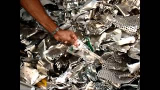 Déchiqueteurs pour le recyclage de armoire electrique