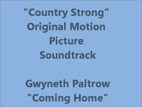 """Coming Home""  Gwyneth Paltrow"
