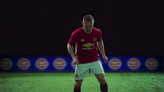 Gulf oil film feat. Manchester United, by DDB Mudra West