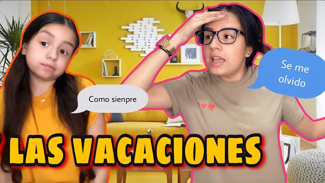 ¿Qué pasó con las vacaciones? 🤔 ¡Quiero PLAYA! 🌴   BIANCA OSS ✨
