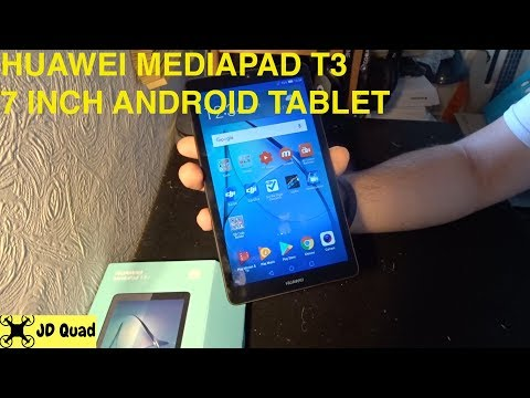 Huawei MediaPad T3 7 Inch Android Tablet - FPV Tablet