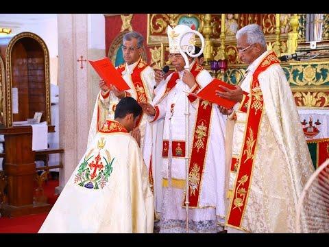 Syro Malabar Priestly Ordination  and  Holy Qurbana-Fr Joseph Puthoor܀ܦܘܼܛܘܼܪ ܝܵܘܣܹܦ܀ Athirampuzha