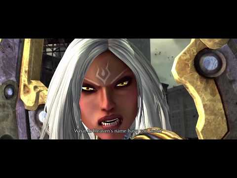 Darksiders Warmastered Edition game play part 1