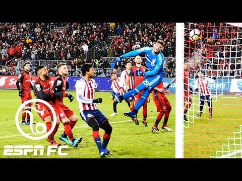 Chivas Guadalajara beats 'nervous' Toronto 2-1 in first leg of CONCACAF Champions League   ESPN FC