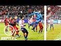 Chivas Guadalajara beats 'nervous' Toronto 2-1 in first leg of CONCACAF Champions League | ESPN FC