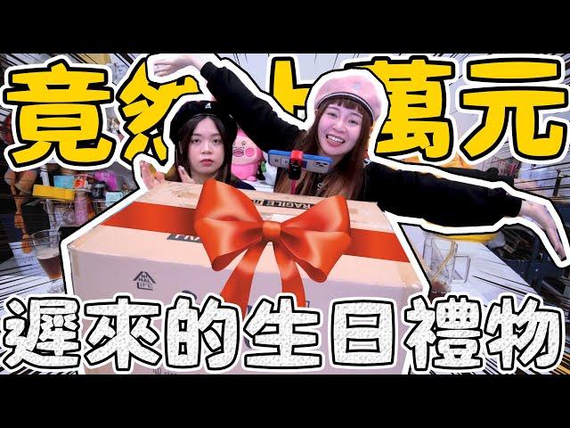 遲來的生日禮物大開箱!全部竟然要價上萬元!盲盒 盒玩 限量 popmart 可可酒精