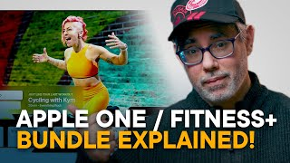 Apple One Services Bundle & Fitness+ —Explained!