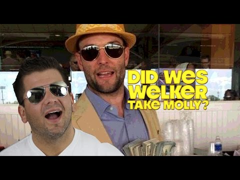 Did Wes Welker Take Molly?