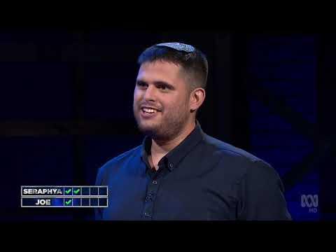 The Most Jewish TV Quiz Show Episode Ever