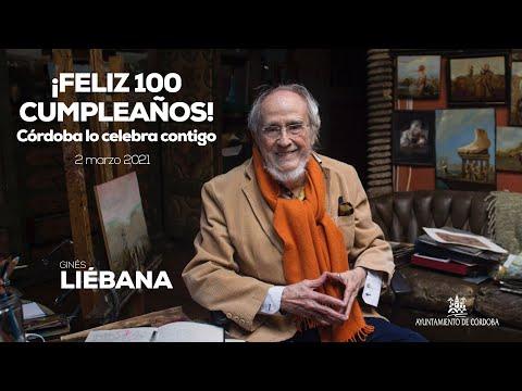 Gala del Centenario del pintor y escritor Ginés Liébana
