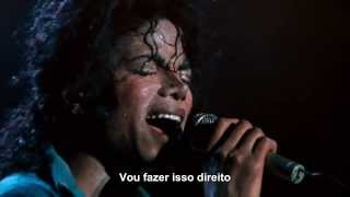 Michael Jackson - Man in the Mirror (Live HD) Legendado em PT- BR