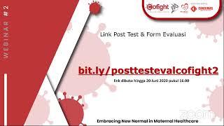 Webinar ini dipersembahkan dalam rangka peringatan Nurses Day 2020. 04:50 - Paparan Prof. Dr. Budi A.