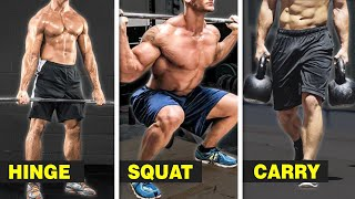 The ONLY 7 Exercises You Need for Mass
