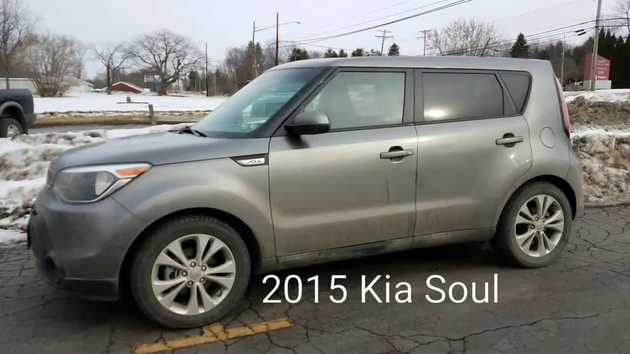 201416 Kia Soul Remote Start