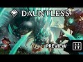 How Can This Game Be Free To Play?! Dauntless - Preview