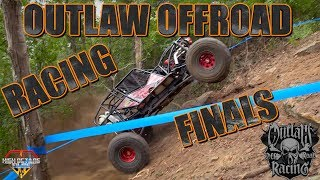 OUTLAW OFFROAD RACING FINALS (HILLS 1-2) AT HAWK PRIDE OFFROAD PARK ROCK BOUNCER RACING