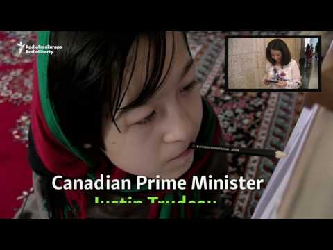 Immigrant Canadian Minister Inspired By Disabled Afghan Artist