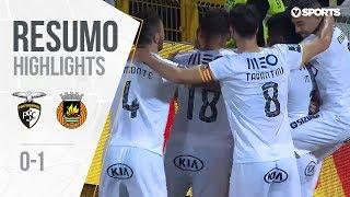 Highlights | Resumo: Portimonense 0-1 Rio Ave (Liga 18/19 #21)