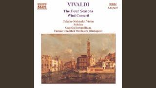 The Four Seasons Violin Concerto in E Major Op