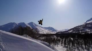 Женя Иванов. Видео-приветствие для зимнего экстримального марафона.