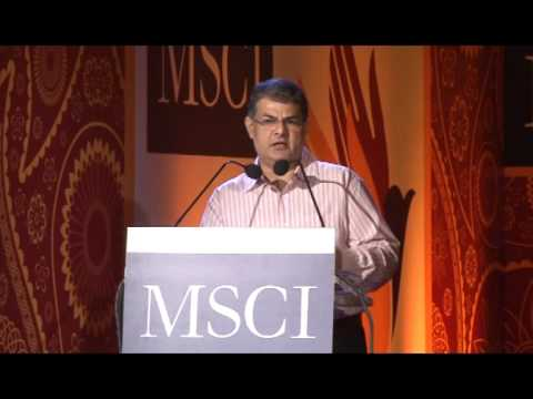Celebration of 10 Years of MSCI in India - Part 1