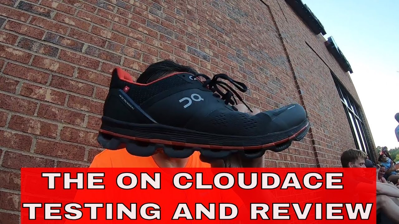83f1b2c98 On Cloudace Running Shoes - Testing and Review - YouTube