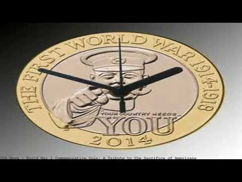World War I Commemorative Coin: A Tribute to the Sacrifice of American