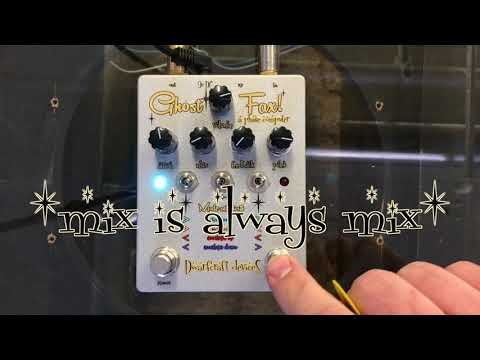 Dwarfcraft Ghost Fax Demo