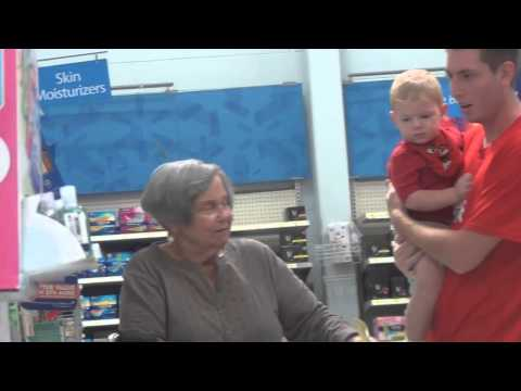 Thumbnail: The moment an old lady questions her own sanity