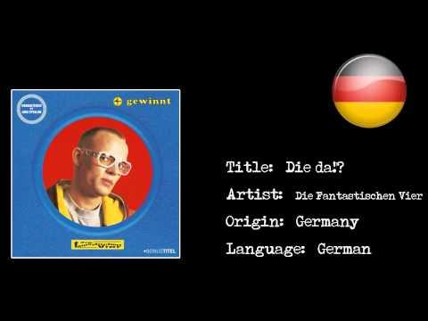 [German Rap] Die Fantastischen Vier - Die da!? {HD}