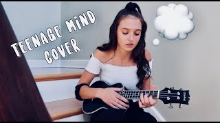 teenage mind cover // lina