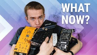 What To Do With Your Old Nvidia Cards [Skit]
