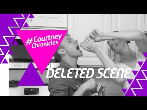Australian Toothpaste With Milk - Courtney Chronicles - Deleted Scene