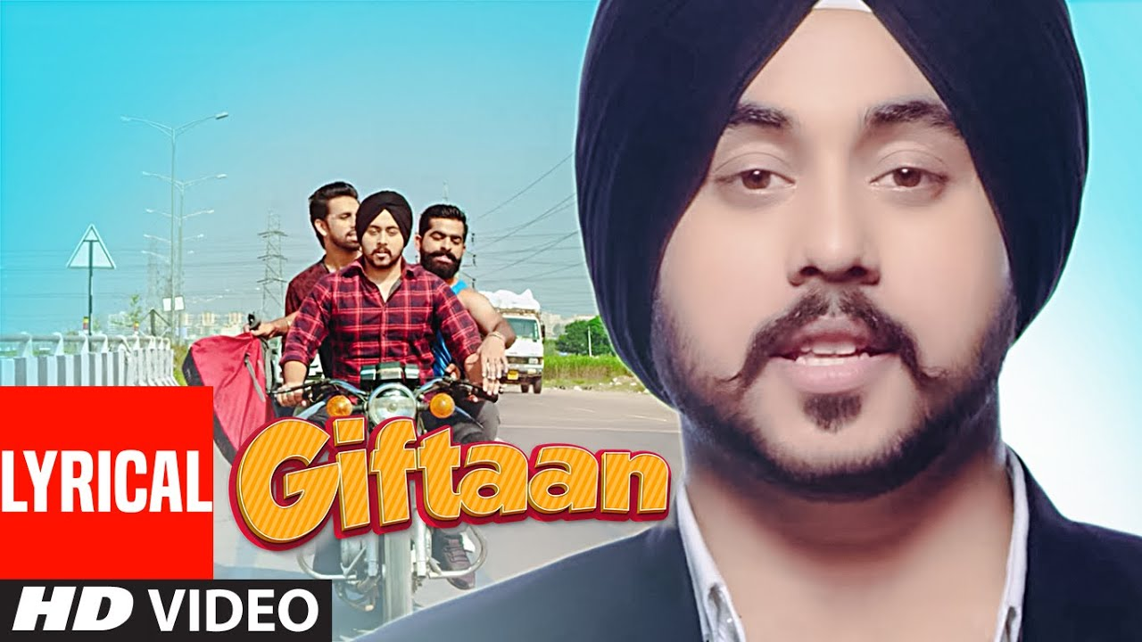 Giftaan: Deep Karan (Full Lyrical Song) | Preet Hundal | Vicky Dhaliwal | Latest Punjabi Songs