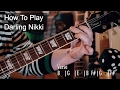 Darling Nikki Prince Guitar Tutorial