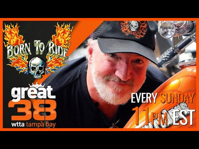 This Week on Born To Ride TV Episode #1267 - Dave Nichols, The Picturebooks