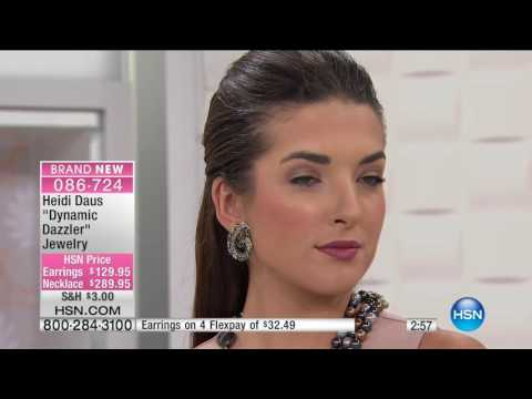 HSN | Heidi Daus Fashion Jewelry Anniversary 09.13.2016 - 06 PM
