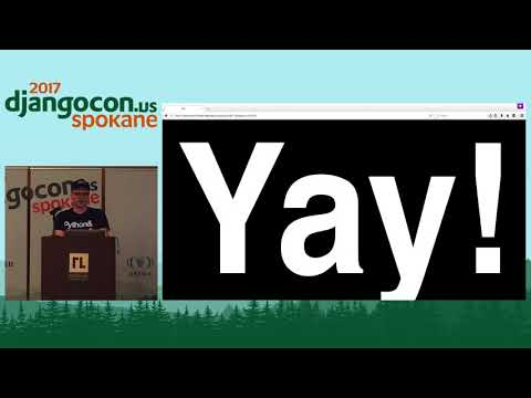DjangoCon US 2017 - Serverless Django by Rich Jones