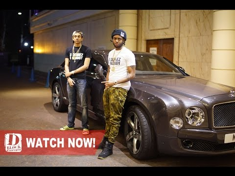 D BLOCK EUROPE - 3 GODDY REMIX [Tunnel Vision Cover] @YoungAdz1 @Dirtbike_LB @Dblock_Europe