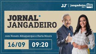 🔴 AO VIVO RÁDIO: Jornal Jangadeiro 16/09/21 - Notícias, informações, dicas e mais