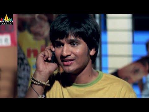 Nikhil Scenes Back to Back   Happy Days Telugu Movie Scenes   Sri Balaji Video