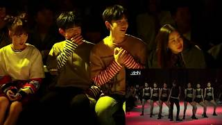 Video [FULL] 171017 Idols Reaction To TAEMIN 'MOVE' at Seoul Fashion Week💛 download MP3, 3GP, MP4, WEBM, AVI, FLV September 2018