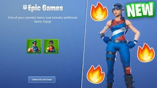 COMMENT À UNLOCK THE NEW 4TH OF JULY SKINS EDITABLE STYLES IN FORTNITE!