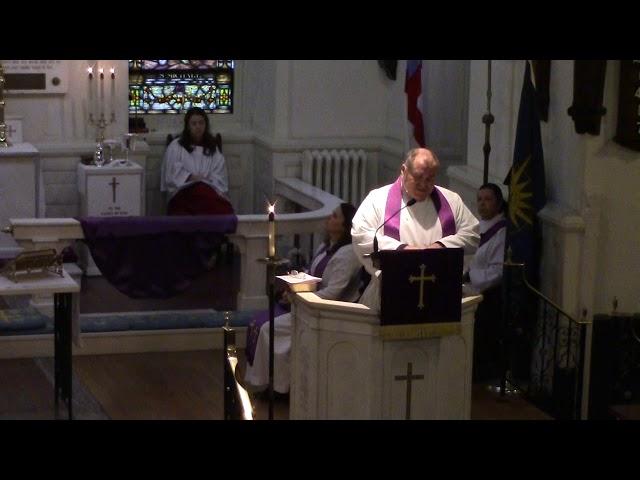 The Rev Mark Riley