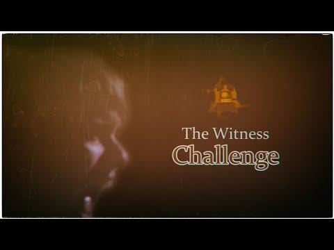 О БОЖЕ, ДА! Я СДЕЛАЛ ЭТО! | The Witness - Challenge